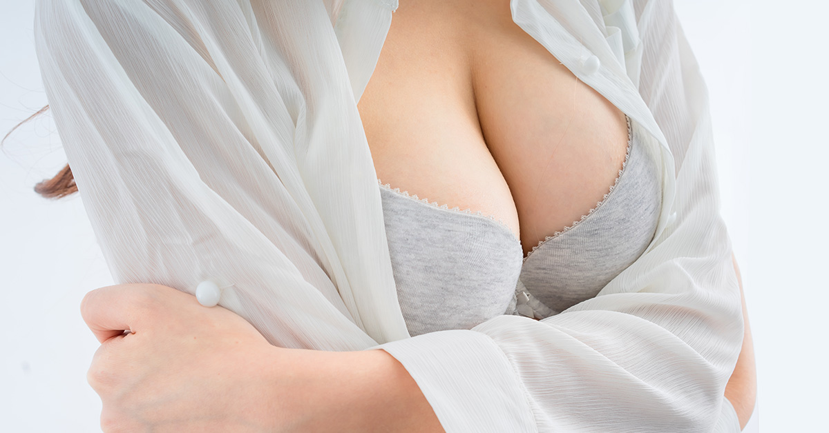 The perfect breast